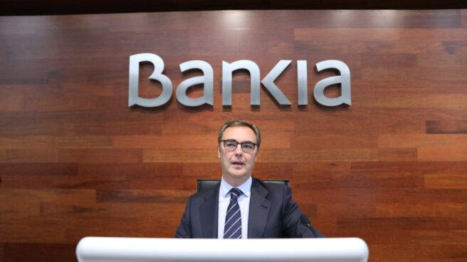 El consejero delegado de Bankia, Jose Sevilla.