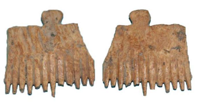 Joyas neolíticas encontradas en Granada