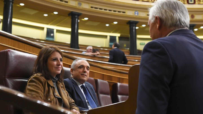 Presidente venezolano rechazó que el congreso español le haya declarado