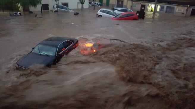 Lluvias torrenciales Mallorca.