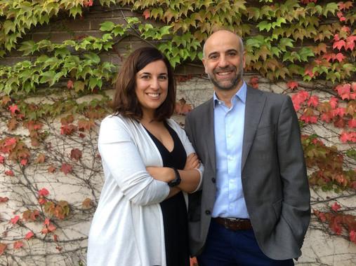 María Salgado y Javier Martínez-Picado, autores de este estudio.