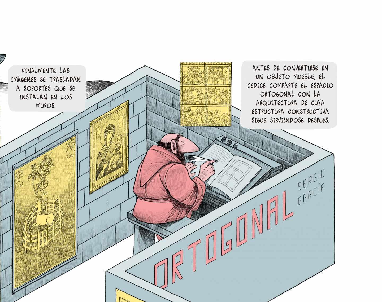 Ensayo gráfico Ortogonal, Sergio García (2018)