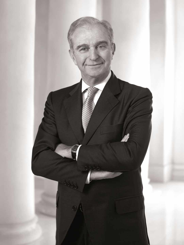 Alberto Palatchi, fundador de Pronovias.