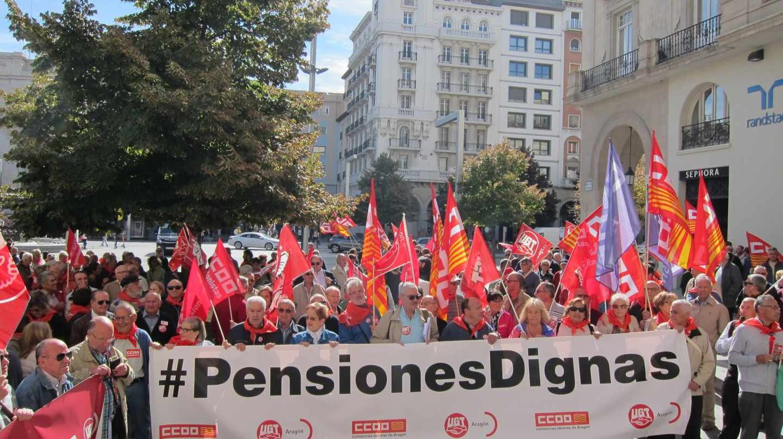 Dónde ha quedado el dinero de la hucha de las pensiones.