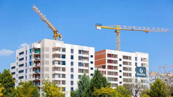 Promoción inmobiliaria de Gestilar.