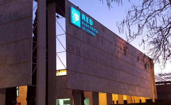 La sede de Red Eléctrica en Sevilla.