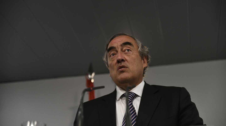 El presidente de los empresarios visita a Junqueras en prisión.