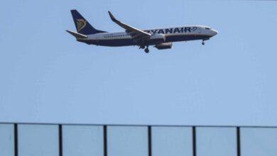 El gigante 'low cost' Ryanair cancelará todos sus vuelos dentro de una semana