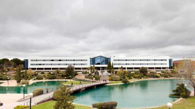 Campus de Villaviciosa de la Universidad Europea de Madrid.