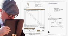 Facturas del excomisario Villarejo a Legalitas y Citibank