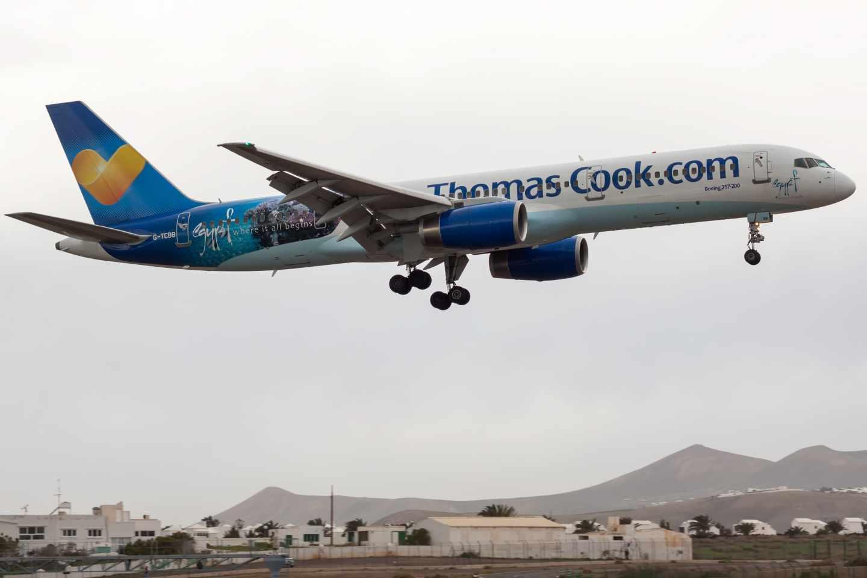 Thomas Cook sufre el frenazo del turismo en España y se desploma en bolsa.
