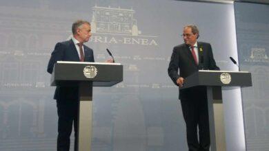 Torra y Urkullu dan la espalda a Sánchez y no acudirán a la Conferencia de Presidentes