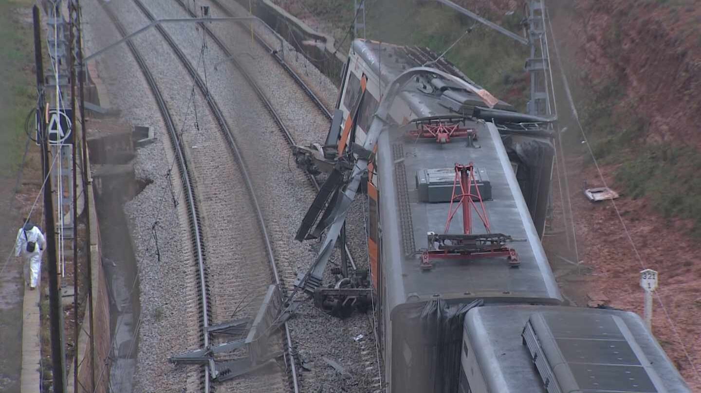 Accidente Rodalies