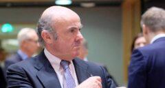 Guindos alerta del riesgo de contagio de la crisis italiana