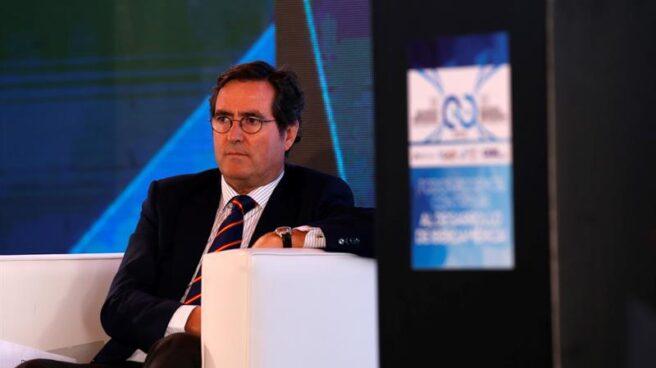 Antonio Garamendi, nuevo presidente de la CEOE.