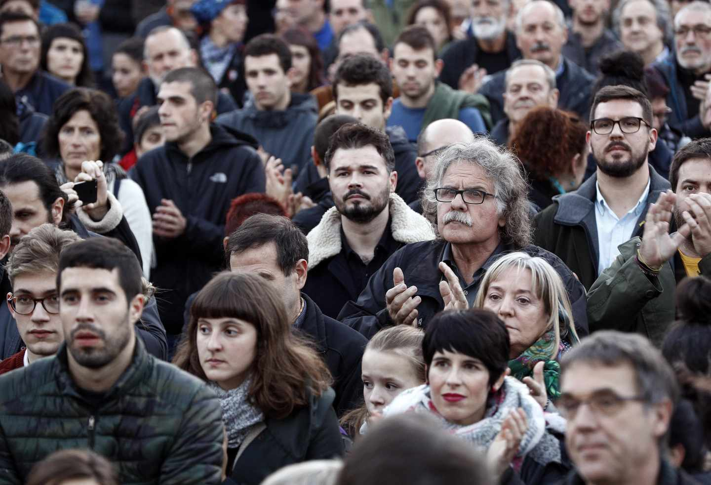 Los partidos nacionalistas y Podemos piden a Delgado que comparezca por el 'caso Alsasua'