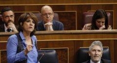 El PP ordena atacar a la ministra de justicia tras el fiasco del WhatsApp