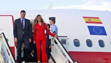 Varapalo judicial a la opacidad de Moncloa sobre los viajes privados de Sánchez en avión oficial