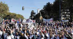 El Govern cierra un acuerdo con los médicos para desconvocar la huelga tras cuatro días de paro
