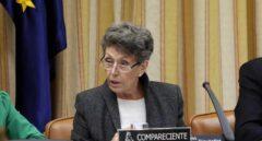 Rosa Mª Mateo pide disculpas al diputado del PP que insultó y le reta a que le denuncie