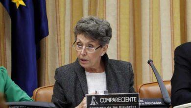 El Congreso aprueba la comparecencia urgente de Rosa María Mateo