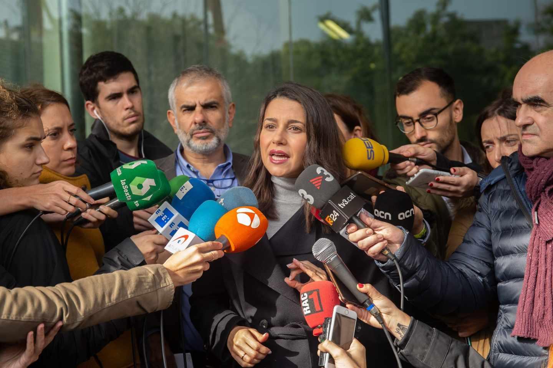 """C's denuncia como delito de odio la """"violencia"""" de Arran contra el juez Llarena"""