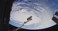 Estación Espacial Internacional con una cámara 8K