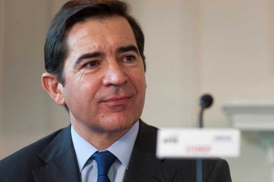 Carlos Torres Vila, actual consejero delegado y futuro presidente de B