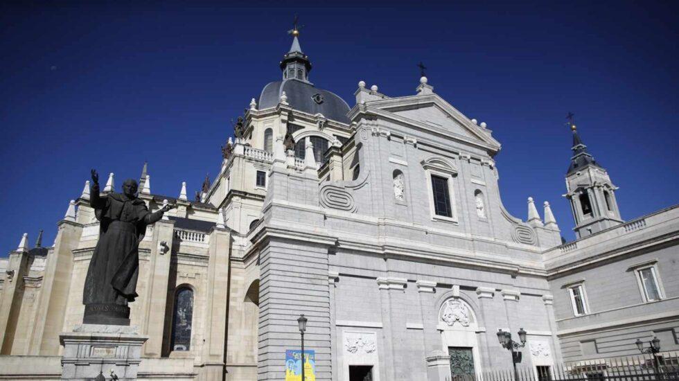 Catedral de la Almudena de Madrid.