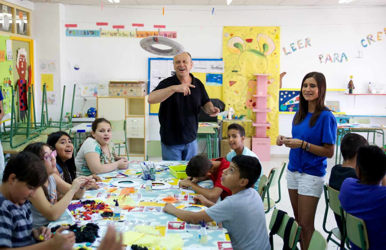 400.000 euros en ayudas para fomentar la convivencia, el éxito escolar y la igualdad