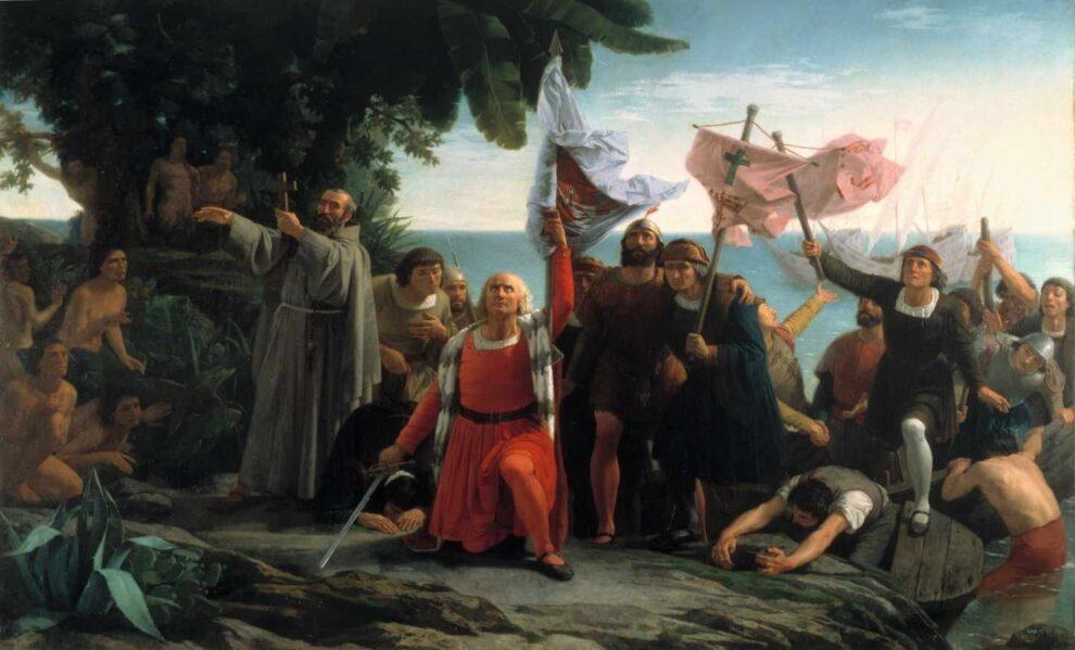 Si Cristóbal Colón no hubiera llegado a América.
