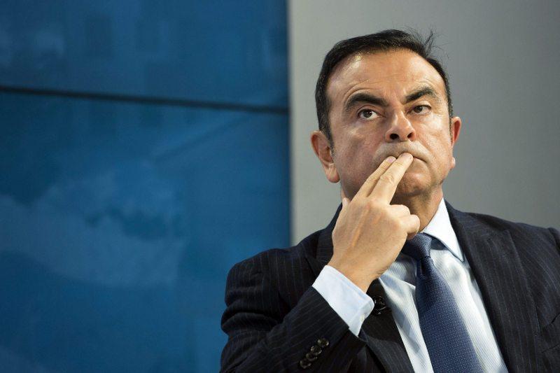 Carlos Ghosn, presidente de Renault.