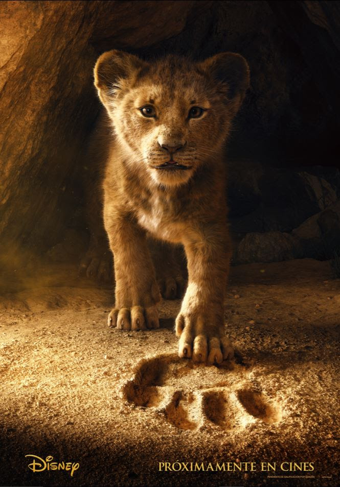 Película 'El Rey León' de Jon Favreau