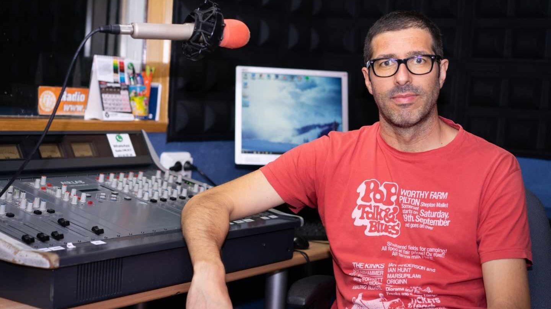 Pepe Prieto, director de Hotel Arizona