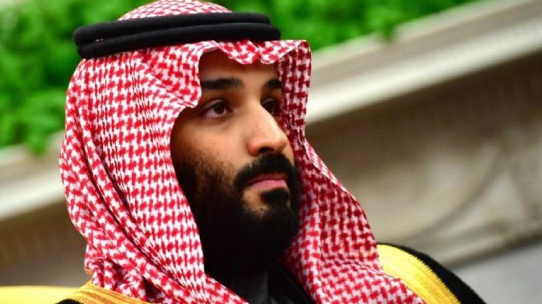 El príncipe herederos saudí Mohammed bin Salman.