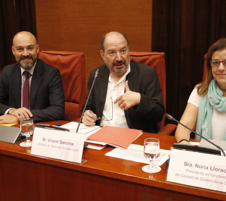"""El director de TV3 niega presiones de Roures y afirma que """"no hubiera emitido"""" el documental sobre Rosell"""