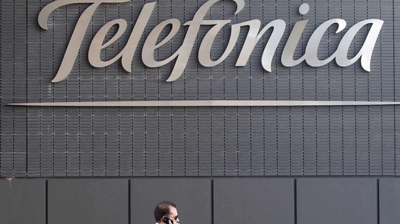 Sede de Telefónica en Madrid.
