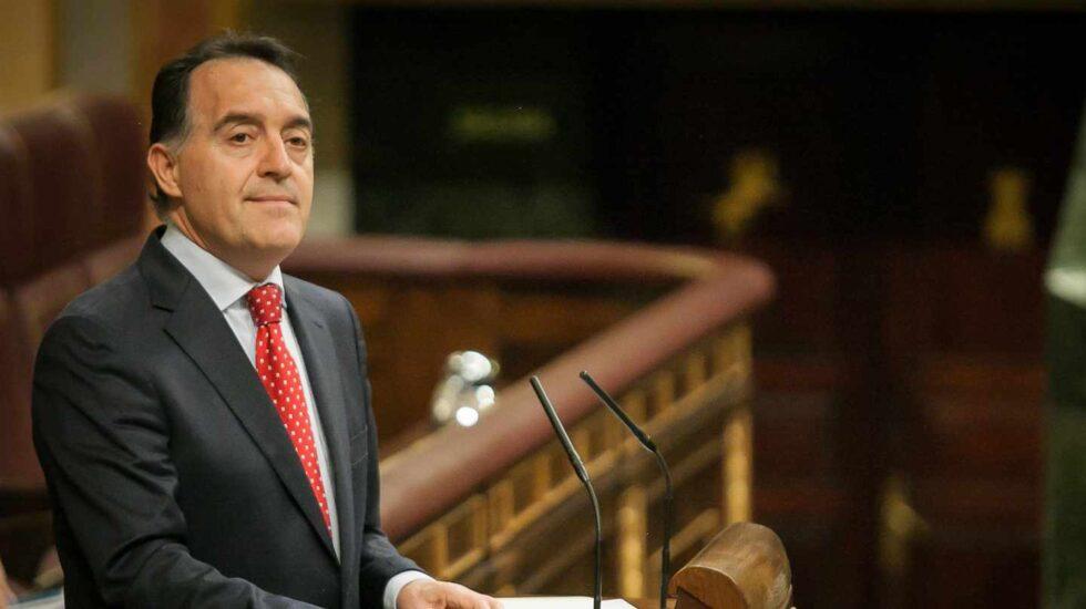 Artemi Rallo, diputado socialista y exdirector de la Agencia Española de Protección de Datos.