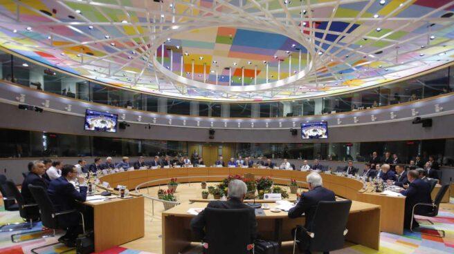 Los jefes de Gobierno de la UE.