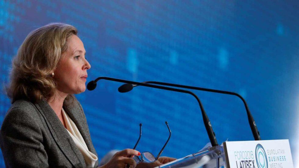 Nadia Calvino.
