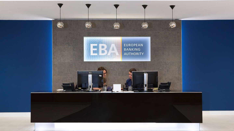 Sede de la Autoridad Bancaria Europea.