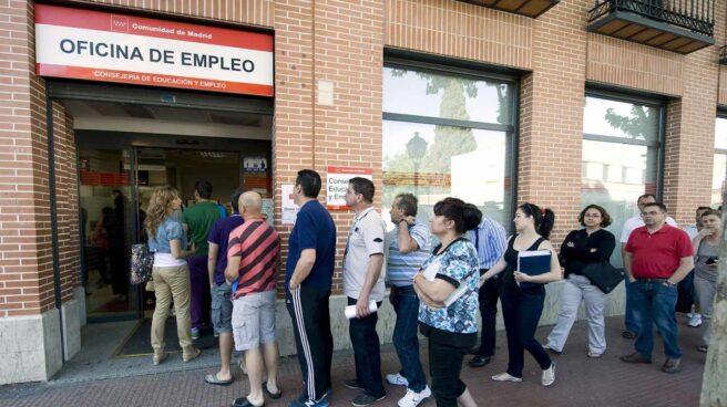 Los inmigrantes acceden a uno de cada cuatro nuevos empleos en España.
