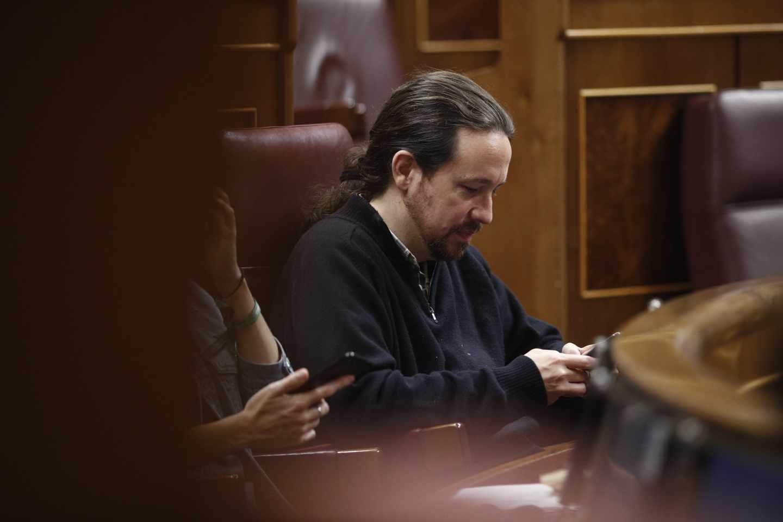 """Iglesias, a Carmena: """"Miente"""" quien defiende """"la meritocracia"""" frente a las primarias de partido"""