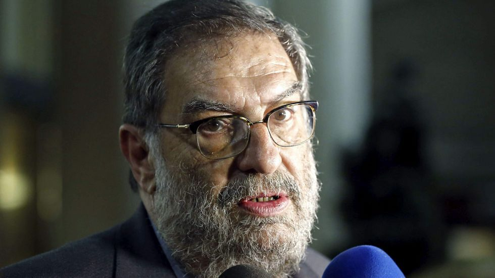 El ex presidente de la Academia de Cine, González Macho.