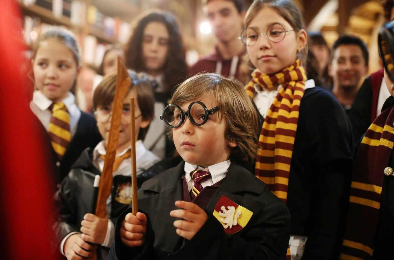 Los 20 años de Harry Potter por los niños, y no tan niños, de 1998