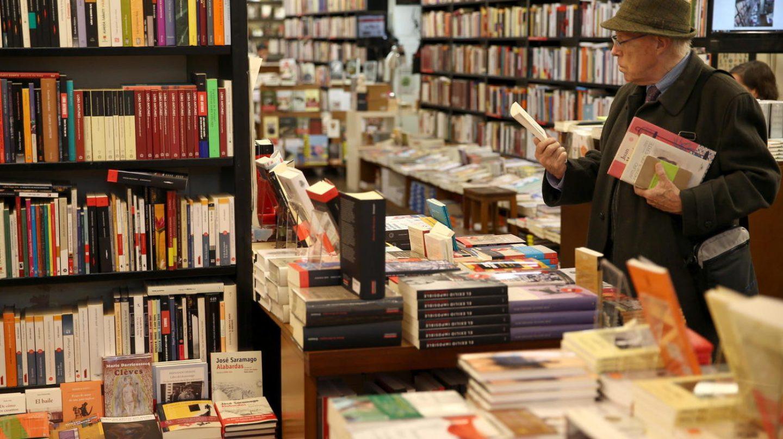 Librería de Barcelona.