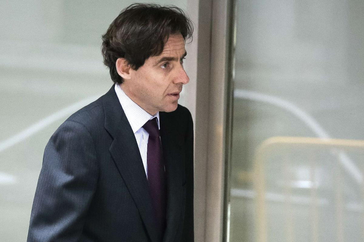 Ferroglobe, la empresa que preside López Madrid, se hunde un 62% en Wall Street.