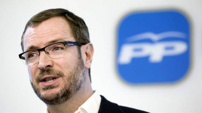 El vicesecretario de Organización del PP, Javier Maroto