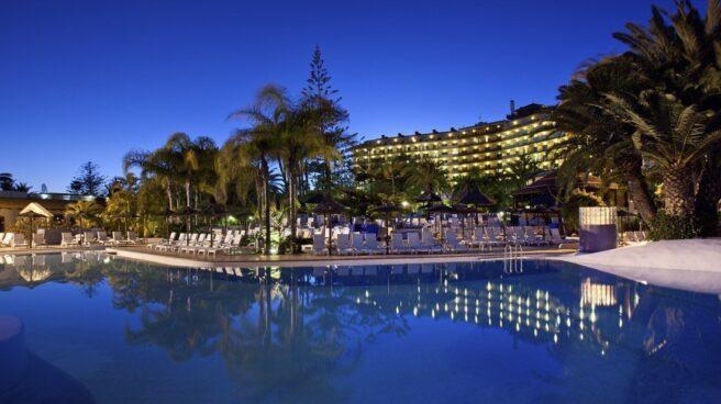 Hotel Meliá Tamarindos, en la localidad de San Agustín (Gran Canaria).