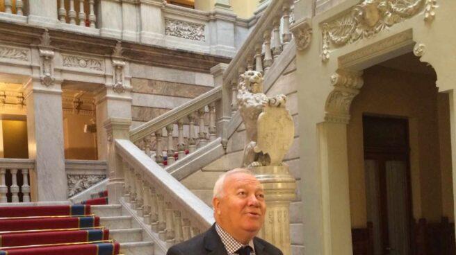 El exministro Miguel Ángel Moratinos.